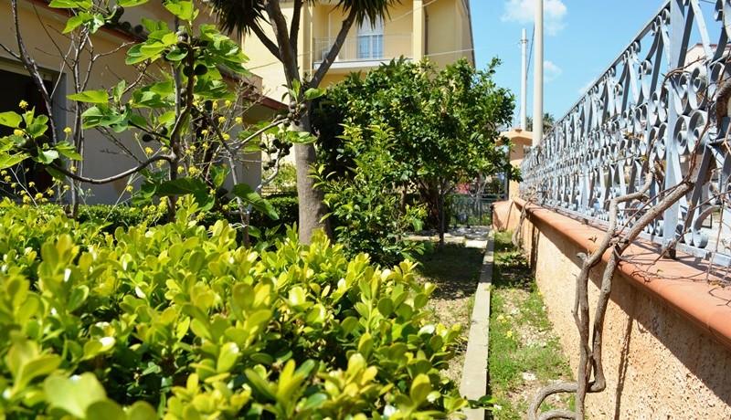 Appartamento-a-Noto-con-giardino-privato-piante
