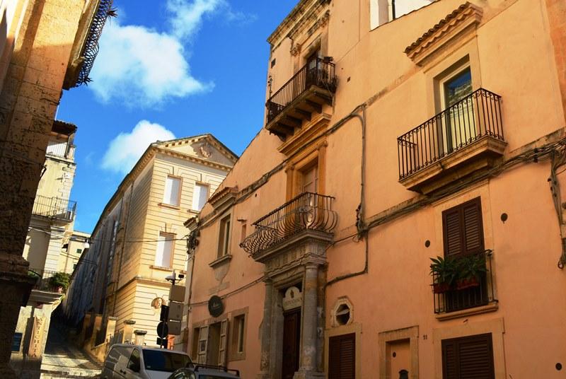 In vendita a Noto abitazione nel centro storico