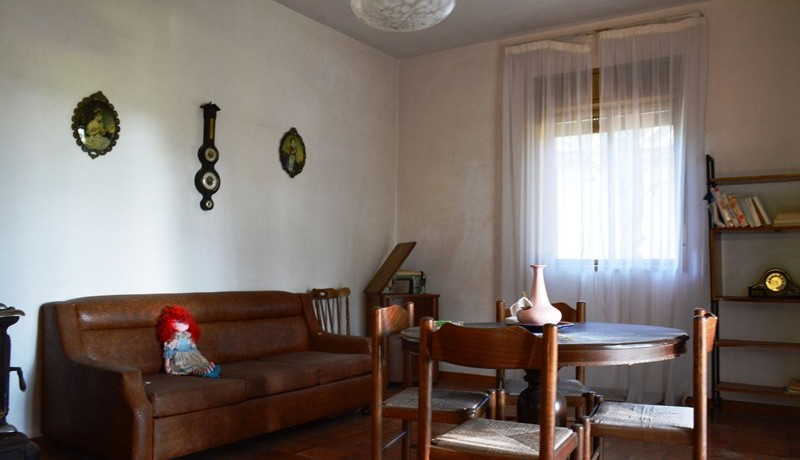 Villetta a Noto Antica soggiorno