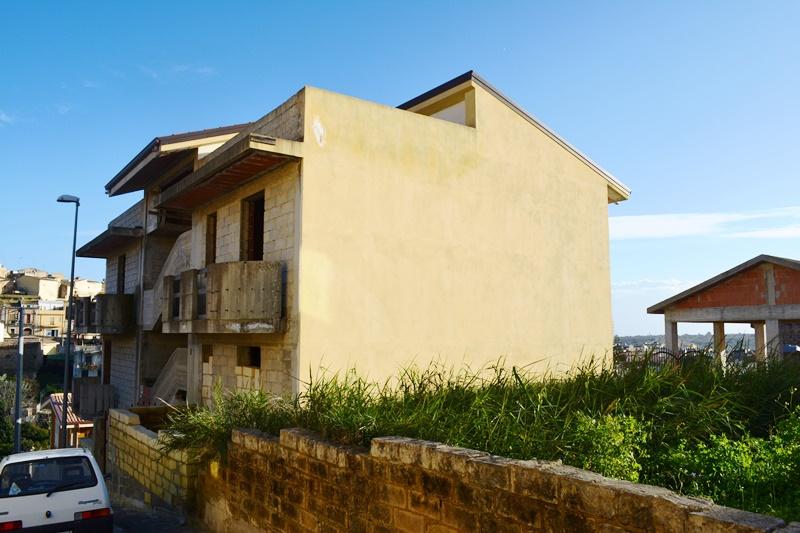 Appartamento da completare in vendita a Noto