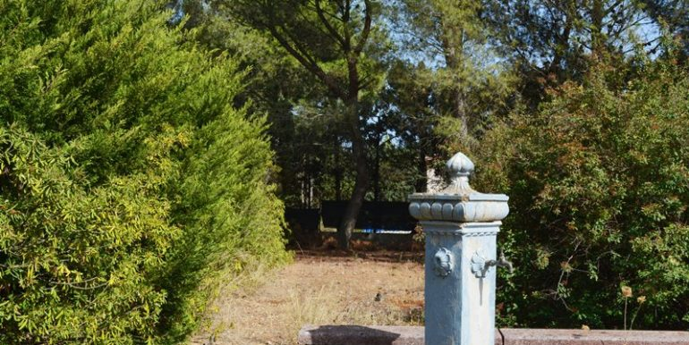 Villa in vendita ad Avola Antica giardino 2