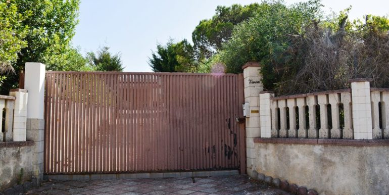 Villa in vendita ad Avola Antica ingresso