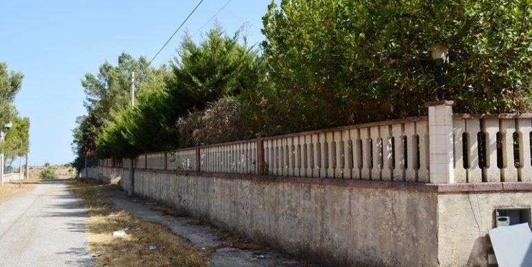 Villa in vendita ad Avola Antica recinzione