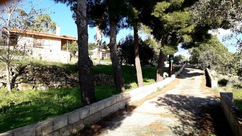 Villetta in vendita nelle colline di Noto