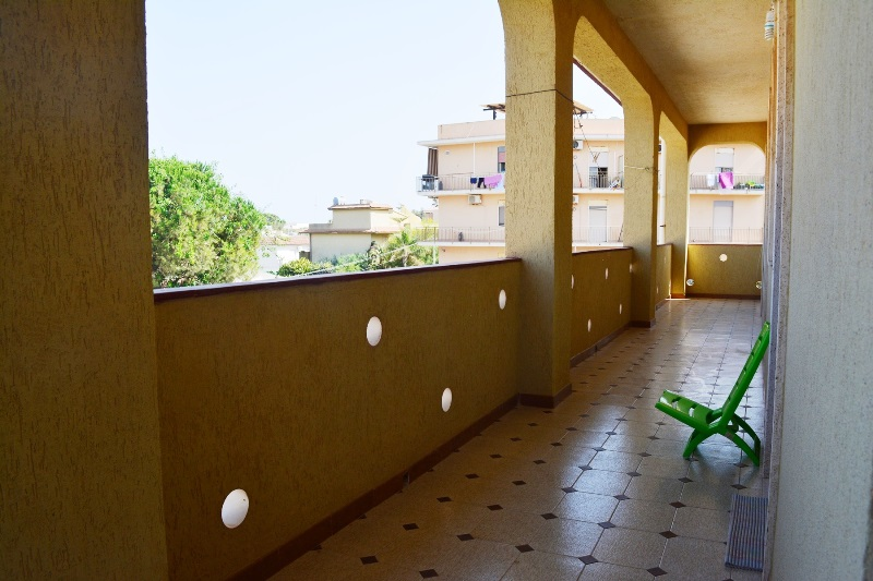 Appartamento con giardino a Lido di Noto